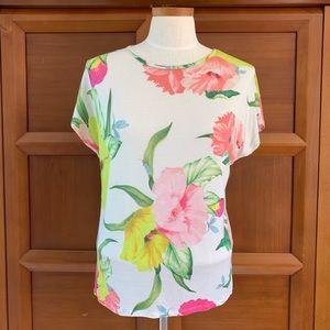Ted Baker London Floral Garden Tee Shirt